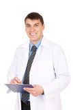 Successful doctor Stock Image