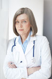 Successful doctor Royalty Free Stock Photo