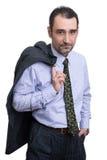 Successful elder businessman Royalty Free Stock Images