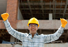 Successful engineer Stock Photography
