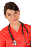 Successful female doctor Royalty Free Stock Image