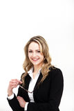 Successful female executive Royalty Free Stock Photography