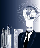 Successful global business Stock Photo
