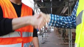Handshaking engineers