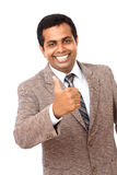Successful indian businessman Stock Images