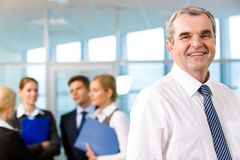 Successful leader Stock Photos