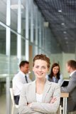 Successful leader Royalty Free Stock Photography