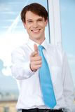 Successful man Royalty Free Stock Photography