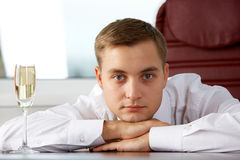 Successful man Stock Photography