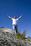 Successful man Stock Photos
