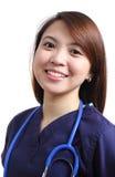 Successful Nurse Stock Image