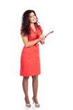 Successful nurse or woman doctor Royalty Free Stock Photos