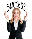 Successful people concept Royalty Free Stock Photography