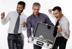 Successful people. Stock Photos