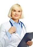 Successful physician Royalty Free Stock Photography