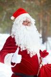 Successful Santa Stock Photography