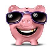 Successful Savings Stock Images