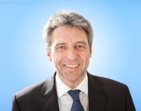 Successful senior businessman Stock Photo