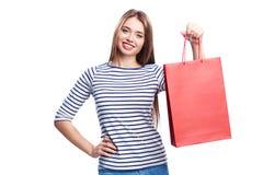 Successful shopping Stock Photo