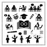 Successful study symbol Stock Image