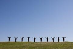 Successful team Stock Photo