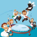 Successful teamwork Royalty Free Stock Image