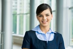 Successful woman Royalty Free Stock Images