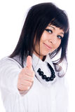Successful woman Royalty Free Stock Photos
