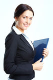Successful woman Stock Image