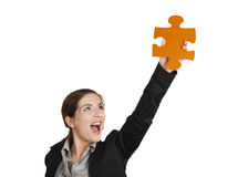 Successful woman Stock Photography