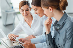 Successful women in business Stock Photography