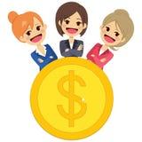 Successful Women Empowered Stock Photo