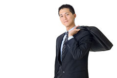 Successful young businessman Royalty Free Stock Images