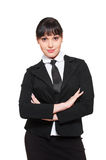 Successful young businesswoman Royalty Free Stock Photo