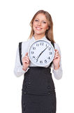 Successful young businesswoman Royalty Free Stock Images