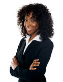 Successful young businesswoman, portrait Royalty Free Stock Images
