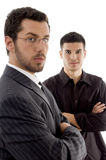 Successful young executives posing Stock Photos