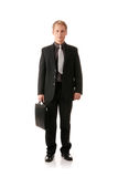 Successfull businessman Stock Photo