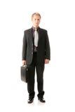 Successfull businessman Stock Images