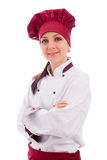 Successfull Chef Royalty Free Stock Images