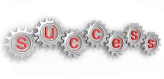 Successgear Image libre de droits