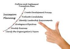 Succession Planning Stock Photo