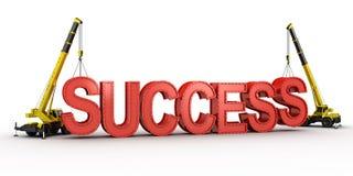 SUCCESSO Fotografia Stock