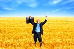 Successo di affari Immagine Stock Libera da Diritti