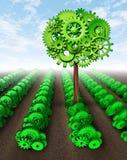 Successo e prosperità illustrazione vettoriale