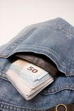 Successo finanziario fotografia stock