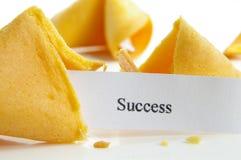 Successo futuro Immagini Stock