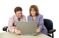 Succesvol Commercieel Team Royalty-vrije Stock Fotografie