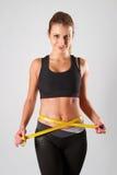 Succesvol dieet stock afbeeldingen