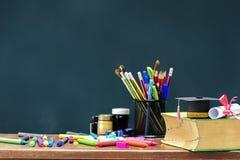 Succesvol onderwijsconcept met Modelgraduatie GLB en gradu stock foto's